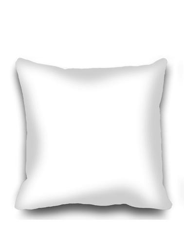 Kozzy Home Dekoratif Yastık Beyaz